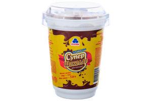 Мороженое Супер шоколад пл/ст Рудь 120г
