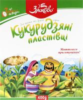 Пластівці кукурудзяні Злаково к/у 400г