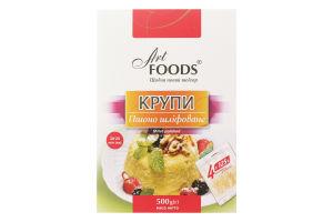 Пшено шлифованное Art Foods к/у 500г