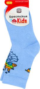 Носки детские Брестские 3081 427 бл.голубой р15-16