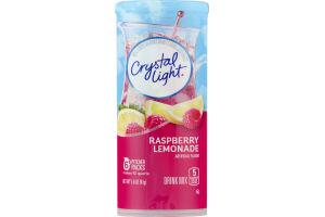 Crystal Light Drink Mix Raspberry Lemonade - 6 CT