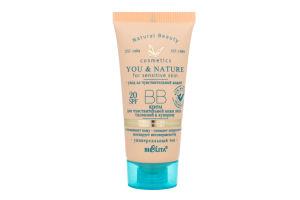 BB-крем для лица универсальный 20SPF You & Nature Bielita 30мл