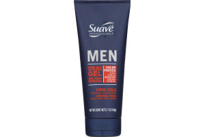 Suave Professionals Men Styling Gel Firm Hold