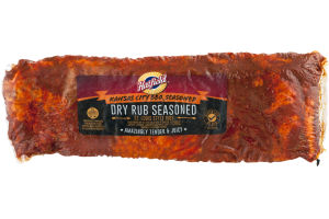 Hatfield Dry Rub Seasoned St. Louis Style Ribs Kansas City BBQ Seasoned