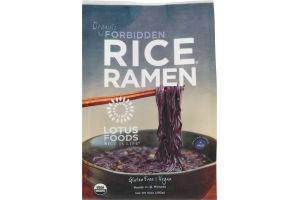Lotus Foods Organic Rice Ramen Forbidden