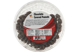 Ahold Chocolate Covered Peanuts