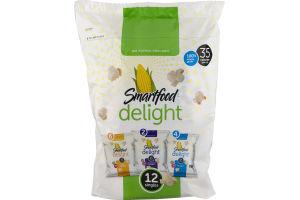 Smartfood Delight Popcorn Variety Pack - 12 CT