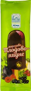 Морозиво ескімо плодово-ягідне в кондитерській глазурі Лімо м/у 70г