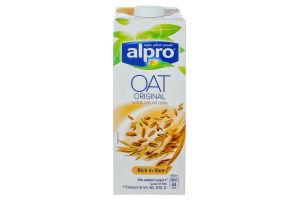 Напиток овсяный Original Alpro т/п 1л