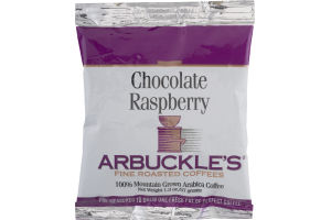 Arbuckle's 100% Mountain Grown Arabica Coffee Chocolate Raspberry