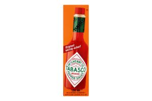 Соус Tabasco Original перцевий 150мл х6