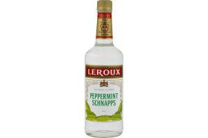 Leroux Peppermint Liqueur
