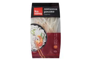 Лапша рисовая широкая Katana м/у 200г