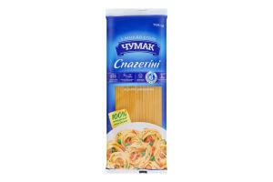 Изделия макаронные Спагеттини Чумак м/у 700г