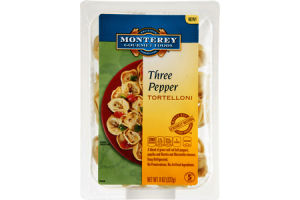 Monterey Gourmet Foods Tortelloni Three Pepper
