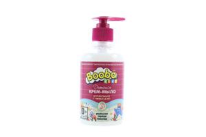 Детское жидкое крем-мыло Booba с растительным комплексом