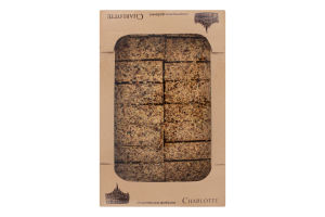 Солодощі східні борошняні Мікадо карамельно-горіховий Charlotte кг