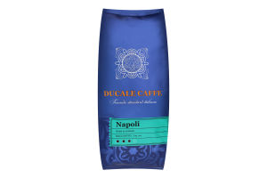 """Кава натуральна смажена в зернах """"Napoli"""" , 1 кг"""