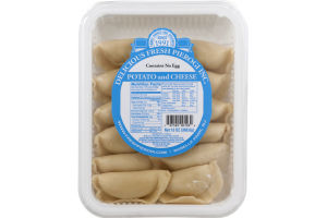 Delicious Fresh Pierogi Inc. Potato and Cheese