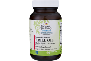Nature's Promise Krill Oil - 60 CT