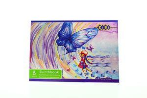 Альбом ZiBi для малювання А4 8арк. ZB.1420