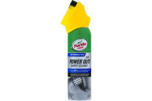 Turtle Wax Oxy Power Out! Carpet Cleaner