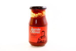 Соус для пасты Томаты и перец чили Jamie Oliver с/б 400г