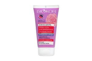 Крем-гель для вмивання ультрам'який Ніжна шкіра Биокон 150мл