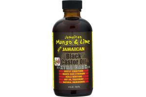 Jamaican Mango & Lime Black Castor Oil Lavender