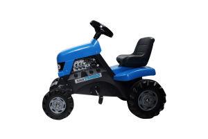 Іграшка для дітей від 3років з педалями №84620 Каталка-трактор Turbo Polesie 1шт