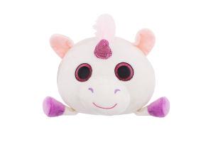 Игрушка мягкая для детей от 3лет №EDG01 Единорог Круглик Fancy 1шт