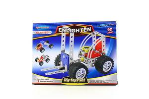 Іграшка Конструктор Квадроцикл металевий