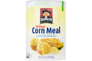 Quaker Corn Meal Yellow