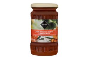 Джем плодово-ягодный пастеризованный Облепиховый Rioba с/б 430г