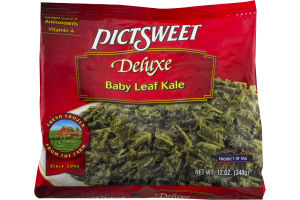 Pictsweet Deluxe Baby Leaf Kale