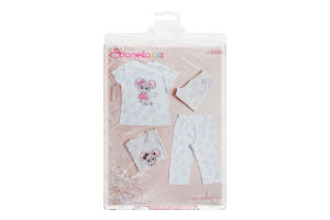 Пижама для девочки Donella 10-11лет Z2