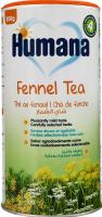 Чай для дітей від 4міс розчинний з фенхелем та кмином Humana з/б 200г