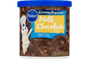 Pillsbury Frosting Milk Chocolate