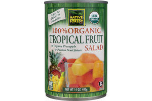 Native Forest Organic Salad Tropical Fruit