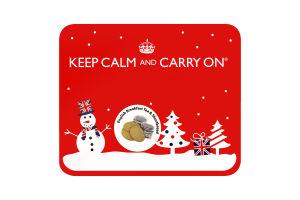 Чай черн Keep Calm and Carry On 125г +печ100г Бел