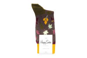 Носки женские Happy Socks №FAL01-8000 36-40 разноцветные