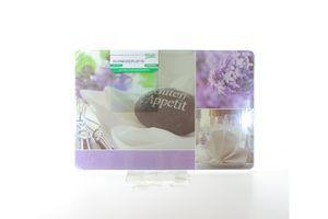 Доска Kesper Guten Appetit кухонная 30х20х0,7см стекло арт.36374