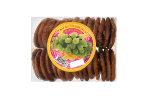 Печиво Ржищів Вівсяне з родзинками 500г