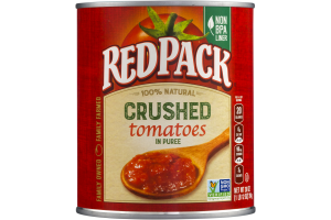 Redpack Crushed Tomatoes in Puree