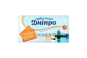 Печенье сдобное Днепр Дніпровський хлібокомбінат №5 к/у 570г