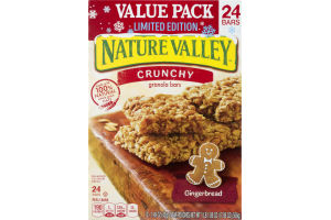 Nature Valley Limited Edition Granola Bars Crunchy - 12 CT