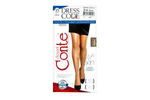 CONTE Колг.Dress Code 15 beige 3