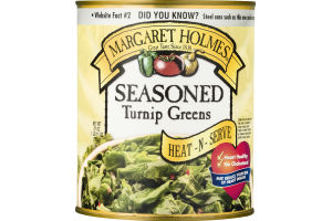Margaret Holmes Seasoned Turnip Greens