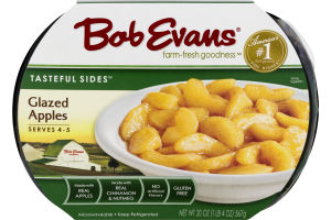 Bob Evans Glazed Apples