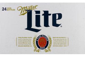 Miller Lite Beer - 24 PK